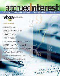 Newsletter March 2014
