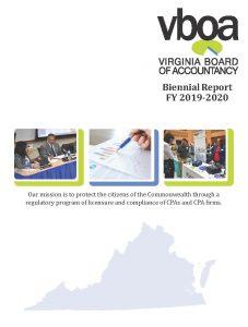 Biennial Report 2019-20